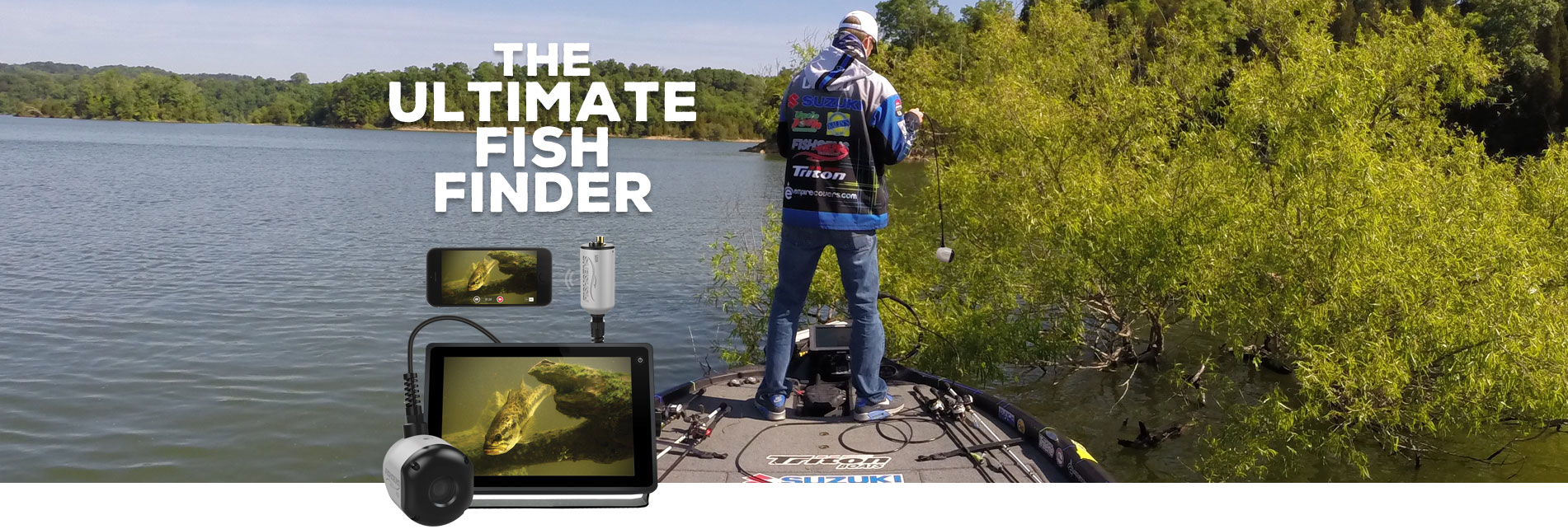 The Ultimate Fish Finder